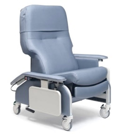 lumex clinical care seating recliner